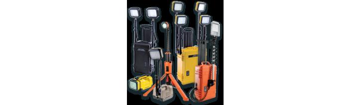 Мобильные осветительные системы  Pelican RALS