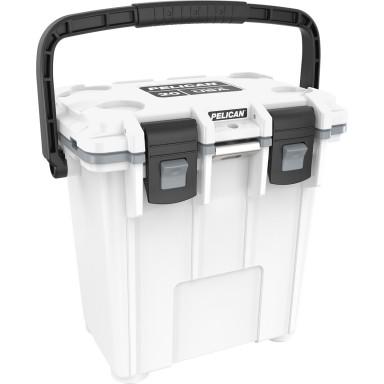 Холодильник Elite Cooler белый/серый Pelican 20QT 20Q-1-WHTGRY