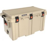 Холодильник Elite Cooler бежевый Pelican 150QT 150QT-2-TAN