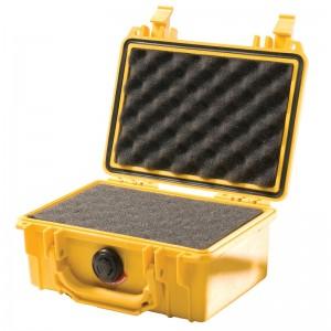 Кейс Pelican 1120 Protector Case с поропластом желтый 1120-000-240E