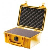 Кейс Pelican 1150 Protector Case с поропластом желтый 1150-000-240E