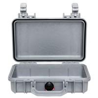 Кейс Pelican 1170 Protector Case без поропласта серебро 1170-001-180E