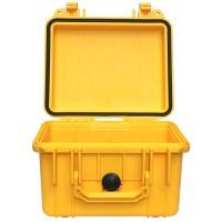 Кейс Pelican 1300 Protector Case без поропласта желтый 1300-001-240E