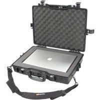 Кейс для ноутбука Pelican 1495 Protector  Laptop Case с поропластом черный 1495-000-110E