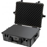 Кейс Pelican 1600 Protector Case с поропластом черный 1600-000-110E