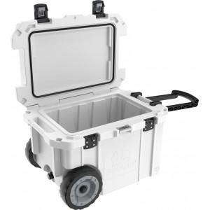 Холодильник Elite Wheeled Cooler белый Pelican 45QT 45QW-1-WHT