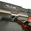 Холодильник Elite Cooler серый/ярко-зеленый Pelican 50QT 50Q-1-DKGRYEGRN