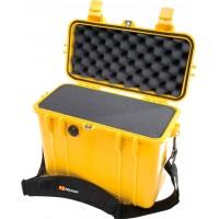 Кейс Pelican 1430 Protector Top Loader Case с поропластом желтый 1430-000-240E
