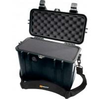 Кейс Pelican 1430 Protector Top Loader Case с поропластом черный 1430-000-110E