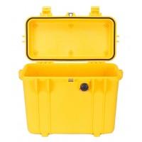 Кейс Pelican 1430 Protector Top Loader Case без поропласта желтый 1430-001-240E