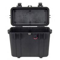 Кейс Pelican 1430 Protector Top Loader Case без поропласта черный 1430-001-110E