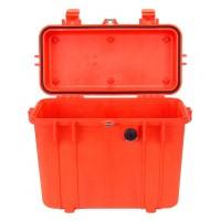 Кейс Pelican 1430 Protector Top Loader Case без поропласта оранжевый 1430-001-150E