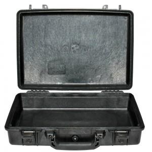 Кейс для ноутбука Pelican 1470 Protector Laptop Case без поропласта черный 1470-001-110E
