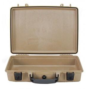 Кейс для ноутбука Pelican 1470 Protector Laptop Case без логотипа без поропласта желтый 1470-101-240E