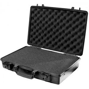 Кейс для ноутбука Pelican 1490 Protector Laptop Case с поропластом черный 1490-000-110E