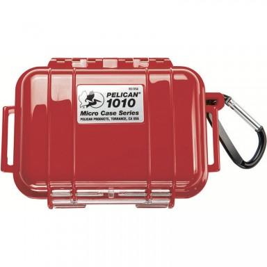Кейс Pelican 1010 Micro Case красный 1010-025-170E