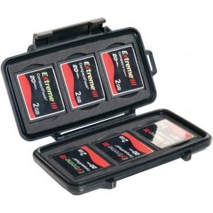 Кейс Pelican 0945 Micro  Memory Card Case для карт памяти 0940-015-110E
