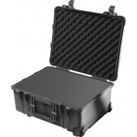 Кейс Pelican 1560 Protector Case с поропластом черный 1560-000-110E