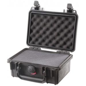 Кейс Pelican 1120 Protector Case с поропластом черный 1120-000-110E