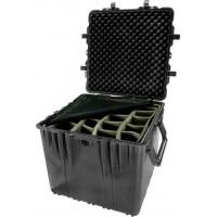 Кейс Pelican 0370 Protector Cube Case с мягкими перегородками черный 0370-004-110E
