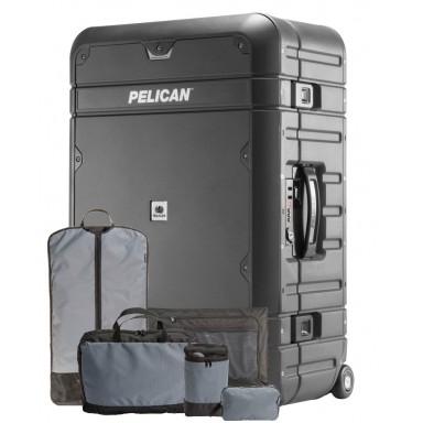 Защитный чемодан Pelican EL27 Elite Weekender Luggage with Enhanced Travel System