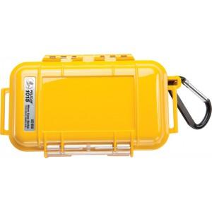 Кейс Pelican 1015 Micro Case желтый 1015-005-240E