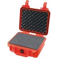 Кейс Pelican 1200 Protector Case с поропластом красный 1200-000-170E