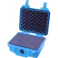 Кейс Pelican 1200 Protector Case с поропластом голубой 1200-000-120E