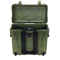 Кейс Pelican 1440 Protector Top Loader Case без поропласта зеленый 1440-001-130E