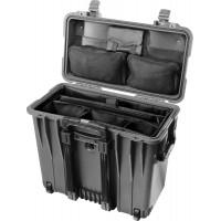 Кейс Pelican 1447 Protector Top Loader Case с офисными разделителями черный 1440-005-110E