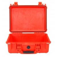Кейс Pelican 1450 Protector Case без поропласта оранжевый 1450-001-150E