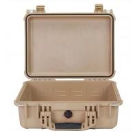 Кейс Pelican 1450 Protector Case без поропласта коричневый 1450-001-190E