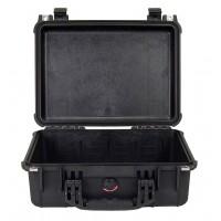 Кейс Pelican 1450 Protector Case без поропласта черный 1450-001-110E
