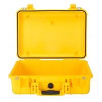 Кейс Pelican 1500 Protector Case без поропласта желтый 1500-001-240E