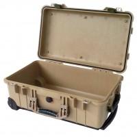 Кейс Pelican 1510 Protector Carry-On Case без поропласта коричневый 1510-001-190E