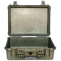 Кейс Pelican 1520 Protector Case без поропласта зеленый 1520-021-130E