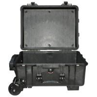 Кейс Pelican 1560M Protector Mobility Case с усиленной колесной базой без поропласта черный 015600-0019-110E