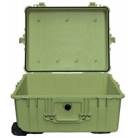 Кейс Pelican 1610 Protector Case без поропласта зеленый 1610-001-130E