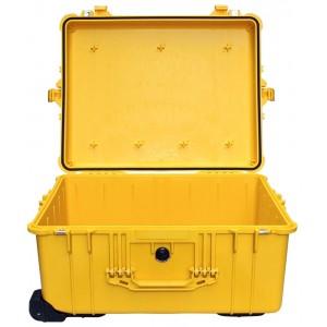 Кейс Pelican 1610 Protector Case без поропласта желтый 1610-001-240E