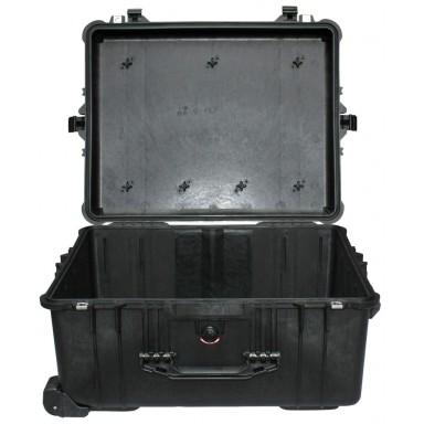 Кейс Pelican 1610 Protector Case без поропласта черный 1610-001-110E
