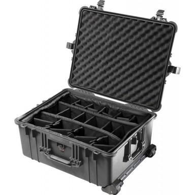 Кейс Pelican 1614 Protector Case с мягкими перегородками черный 1610-004-110E