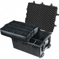 Кейс Pelican 1634 Protector Transport Case с мягкими перегородками черный 1630-004-110E