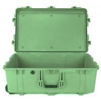 Кейс Pelican 1650 Protector Case без поропласта зеленый 1650-021-130
