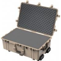 Кейс Pelican 1650 Protector Case с поропластом коричневый 1650-020-190