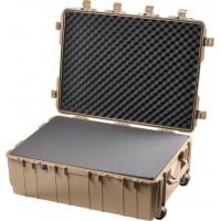 Транспортный кейс Pelican 1730 Protector Transport Case с поропластом коричневый 1730-000-190