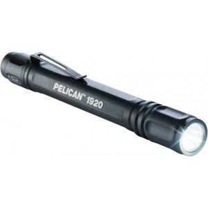 Фонарь LED Pelican 1920 Flashlight черный 019200-0001-110E