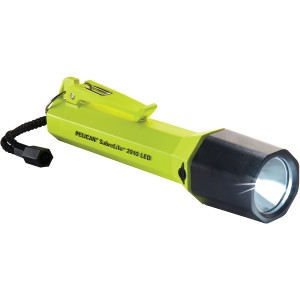 Фонарь LED Pelican 2010 SabreLite™ Flashlight желтый 2010-014-245E