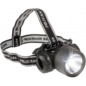 Фонарь LED Pelican 2680 HeadsUp Lite Recoil 2680-030-110E