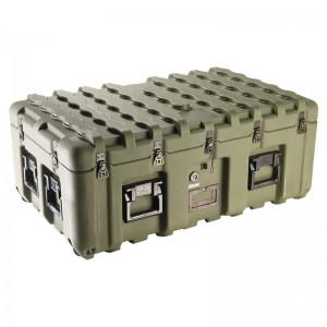 Кейс Pelican ISP Case IS3721-1103 NO FOAM оливковый PEL-IS372111033000000