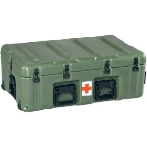 Медицинский кейс-шкаф Pelican Hardigg 472-MEDCHEST3 Medical Chest 474MEDCHEST3182